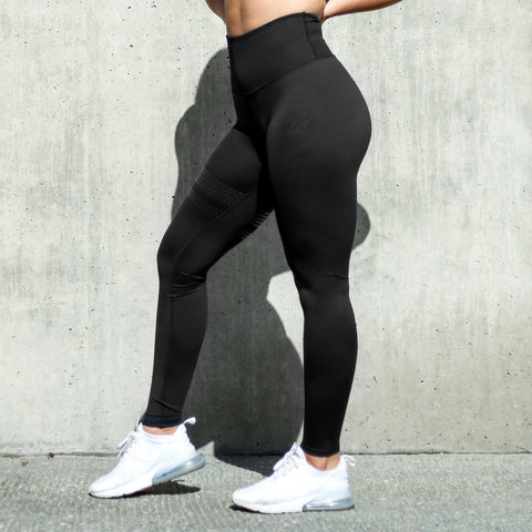 BARA Sport Black Shape Tights - FitStyle.no