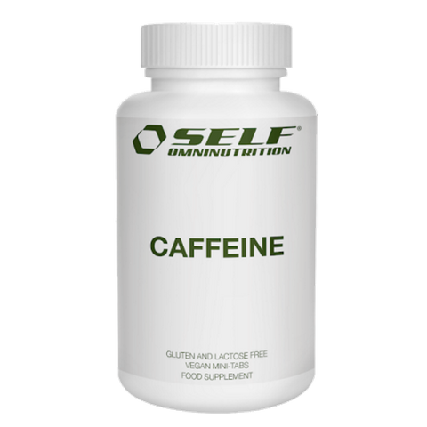 Self Caffeine 100mg - 100 tab