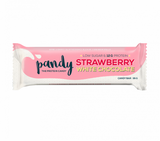 Pandy Protein Candy Bar Strawberry White Chocolate 18x35g