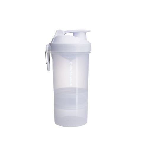SmartShake Original2GO Pure White 600ml