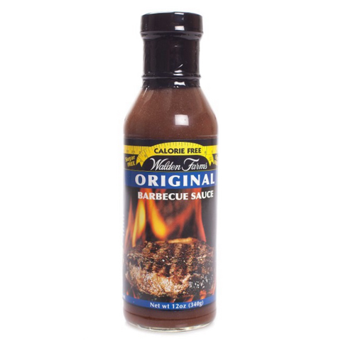 Walden Farms BBQ-Saus 340g - FitStyle.no