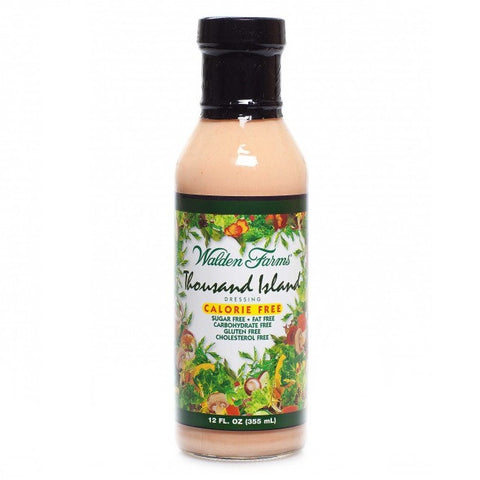 Walden Farms Thousand Island Dressing 340g - FitStyle.no