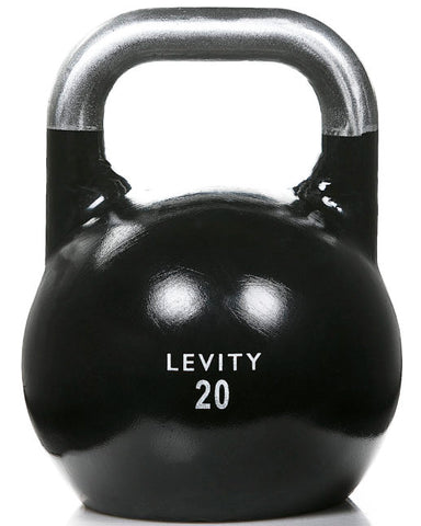LEVITY Premium Fitness Competition Kettlebell 20kg - FitStyle.no