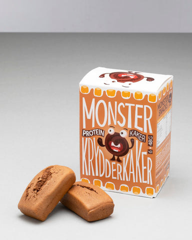 Monster Lavkarbo Gingerbread Cakes 6x60g