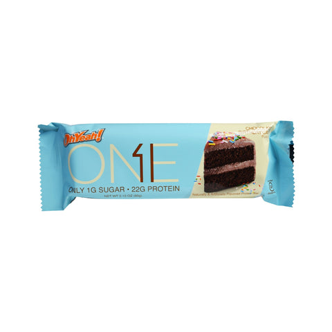 Oh Yeah ONE Bars Chocolate Birthday Cake 60g - FitStyle.no