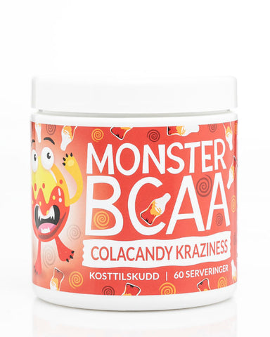 Monster BCAA Candy Series – Colacandy Craziness 300g