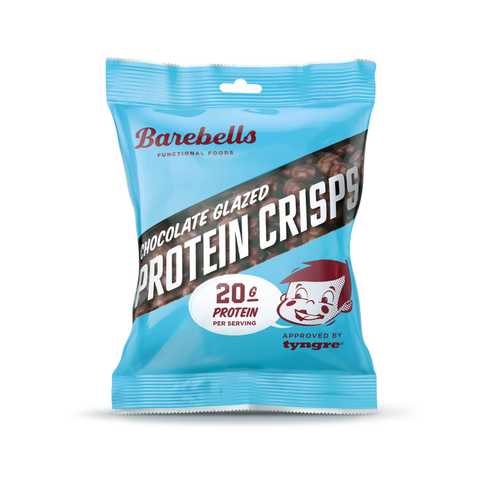 Barebells Protein Crisps 77g - FitStyle.no