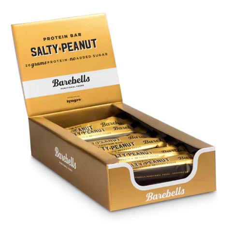 Barebells - Salty Peanut 12x55g - FitStyle.no