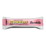 Barebells - Strawberry White Chocolate 12x55g - FitStyle.no