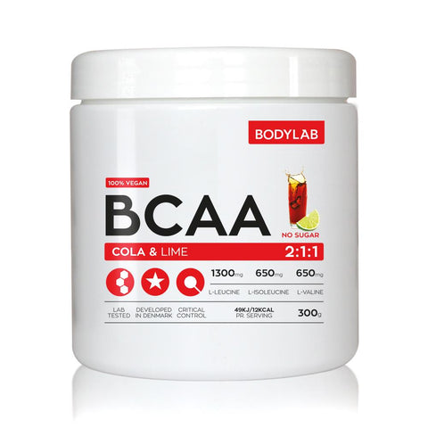 BodyLab BCAA Instant 300g - FitStyle.no