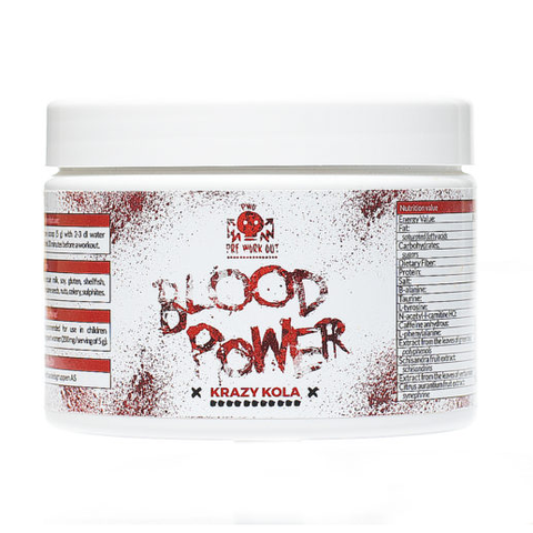 Blood Power Krazy Kola 225g
