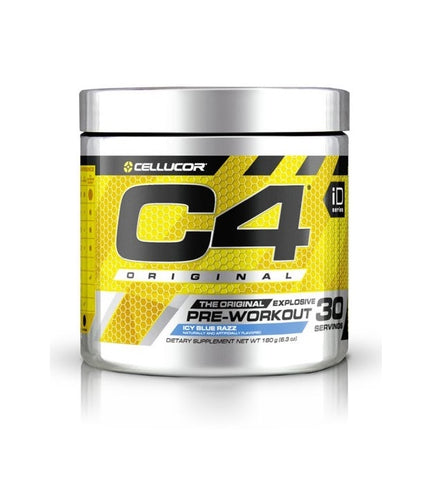 Cellucor C4 195g - FitStyle.no