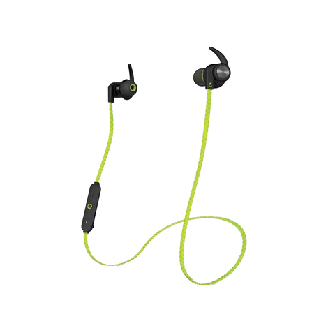 Creative Outlier Sports In-Ear Headset Grønn - FitStyle.no