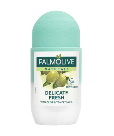 Palmolive Deo Roll On Delicate Fresh - FitStyle.no
