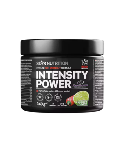 Star Nutrition Intensity Power Chili/Lime 240g