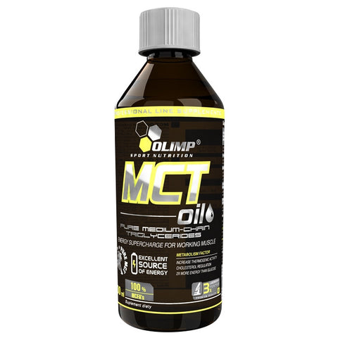 Olimp MCT Oil 400ml - FitStyle.no