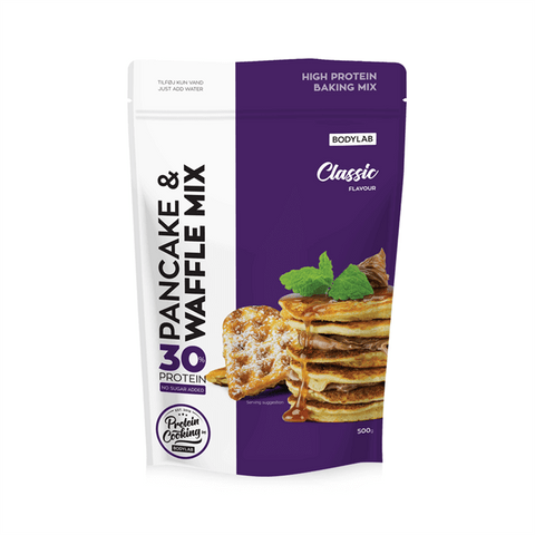Bodylab Protein Pancake Mix Classic 500g - FitStyle.no