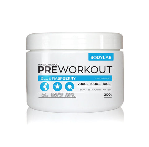Bodylab Pre Workout 200g - FitStyle.no