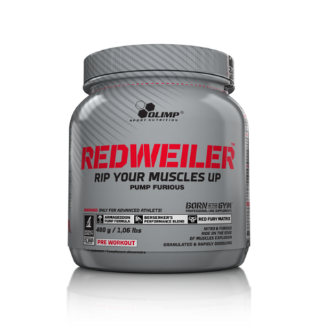 Olimp Redweiler 80 Servings - FitStyle.no