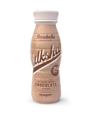 Barebells Protein Shake Chocolate - FitStyle.no