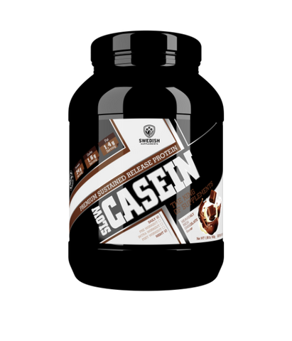 Slow Casein - Heavenly Rich Chocolate - 900g - FitStyle.no