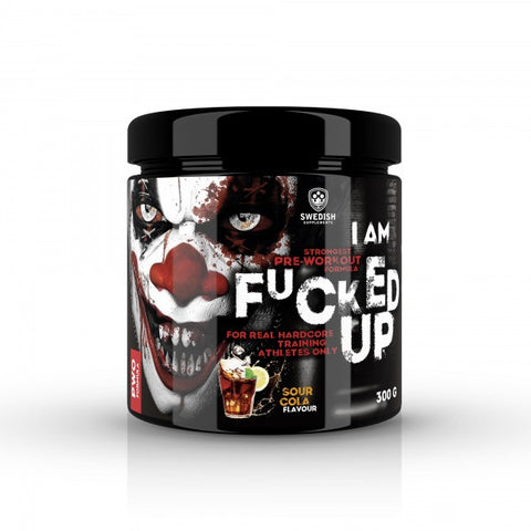 Fucked Up - Joker Edition 300g - FitStyle.no