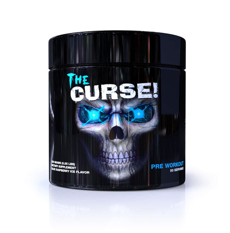 Cobra Labs The Curse Preworkout 225g - FitStyle.no