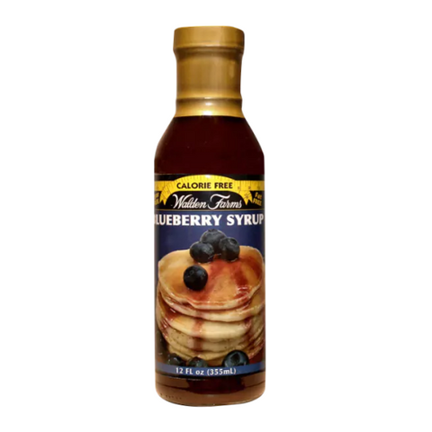 Walden Farms Blueberry Syrup 355ml - FitStyle.no