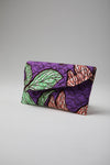 African Print Purse - CORA Ankara Quilted Purse