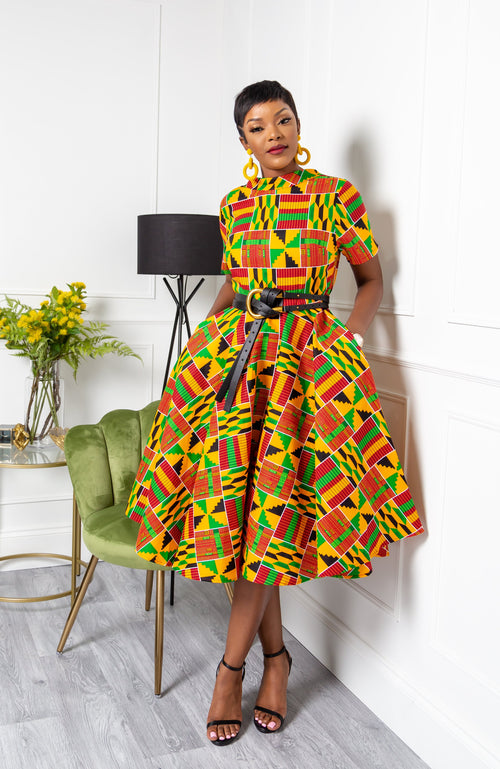 African clothing for women the african shop dresses african fabric Boho Top /'Lipalesa/' white wax african clothes