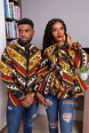 African Shirts for Men L'AVIYE