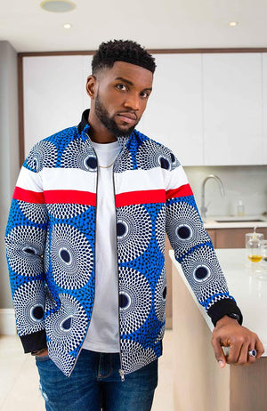 African Jackets for Men L'AVIYE