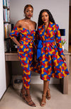 African Print Dresses for Ladies L'AVIYE