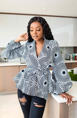 African tops for Women L'AVIYE
