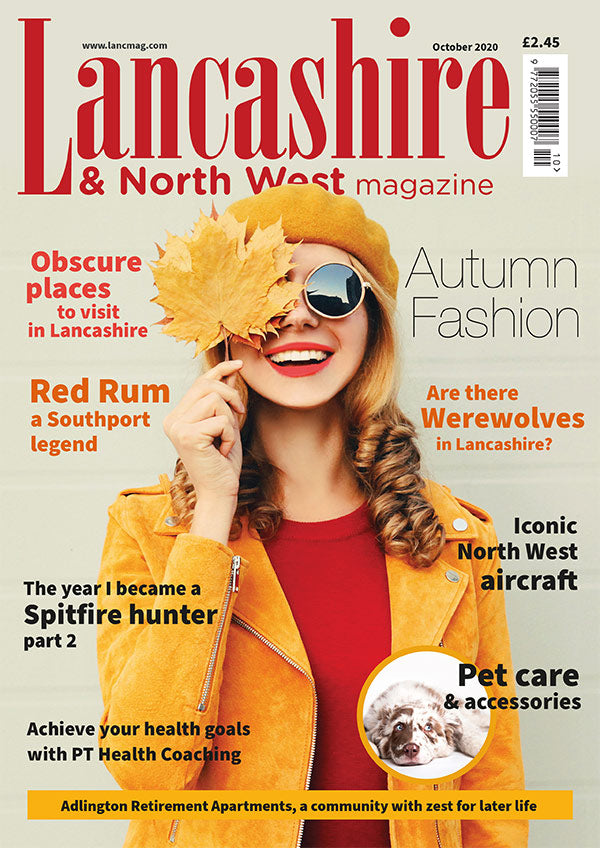 October 2020 issue of The Lancashire magazine