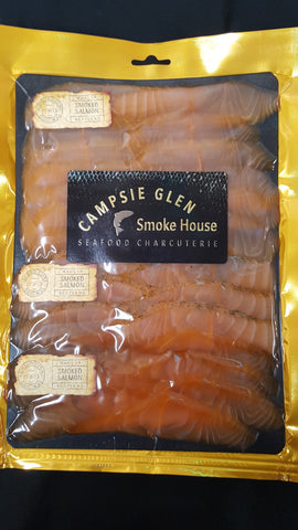 Smoked Trout Platter 400gm - Campsie Glen Smoke House