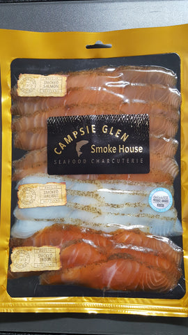 Island Cure Platter 400gm - Campsie Glen Smoke House