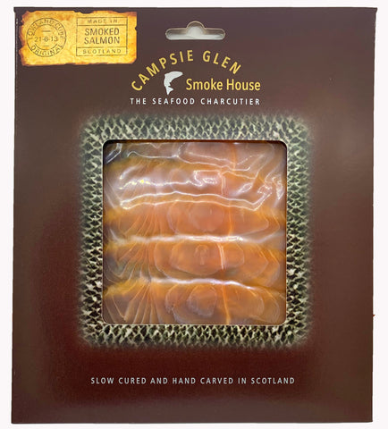 Smoked Salmon Lowland Cure - Campsie Glen Smoke House