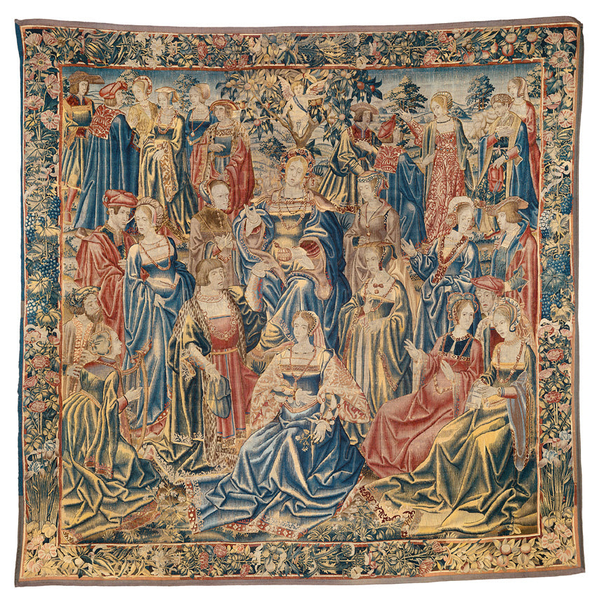 Flemmish Tapestry