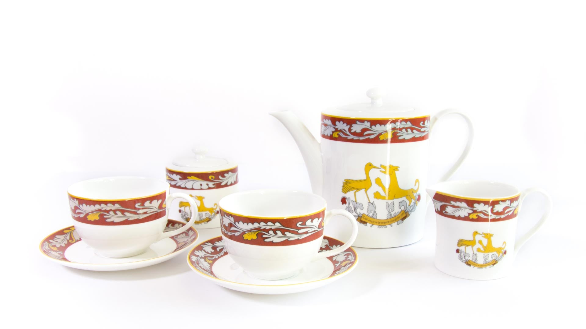 Merchant Ellys Tea Set