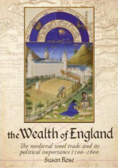 Image of the Book the Wealth of England