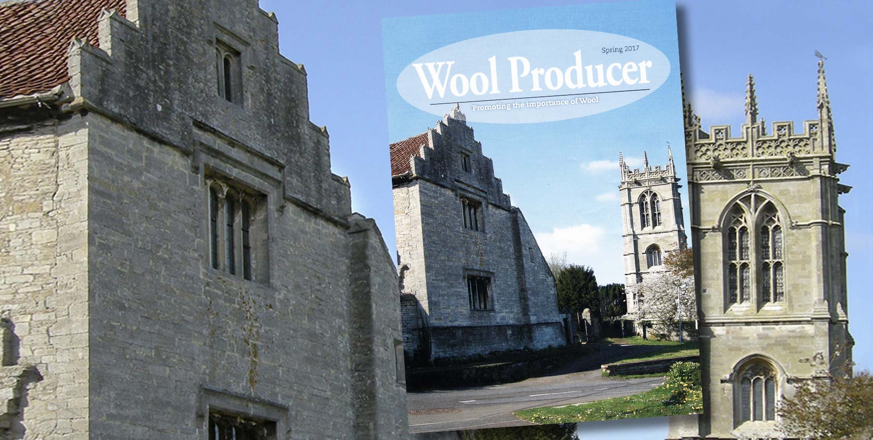 Traitors Gate - The Wool Producer