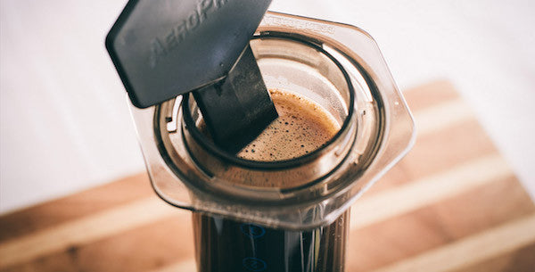 How to Make a Perfect Cup of Coffee with the Aeropress
