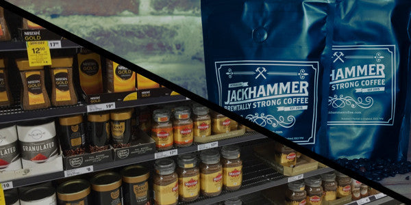 What Is The Difference Between Speciality And Supermarket Coffee?