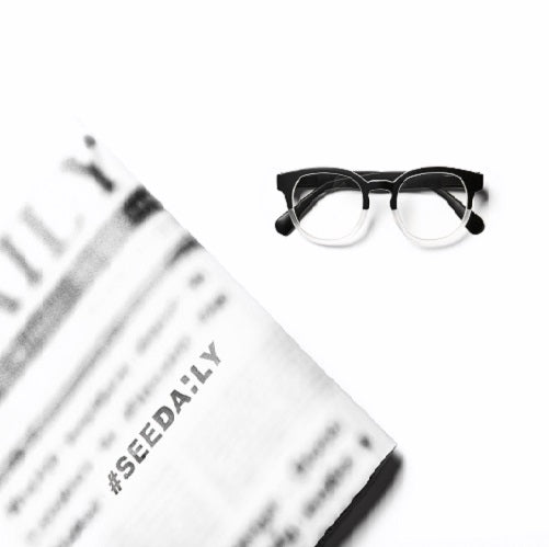 Daily Eyewear for stylish magnified reading glasses for men and women