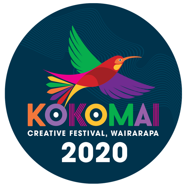 Buy tickets for Kokomai now - our inspiring, edgy and diverse Creative Festival for the Wairarapa region