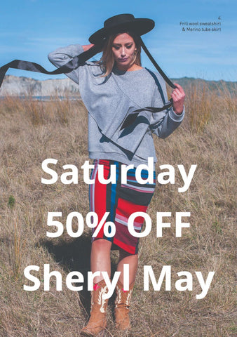 Sheryl May 50% OFF