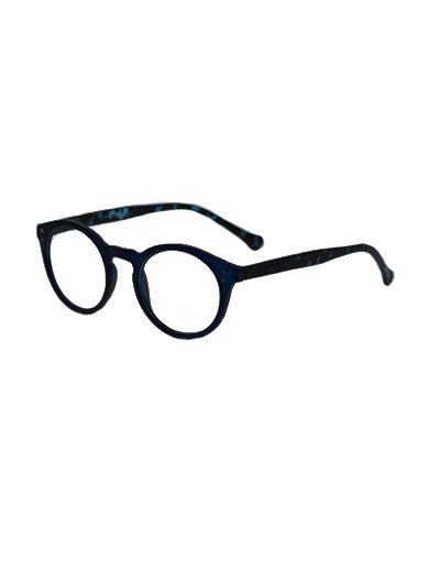 7am Dark Blue Reading Glasses
