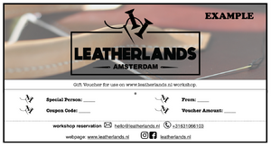 Leatherlands Gift Card