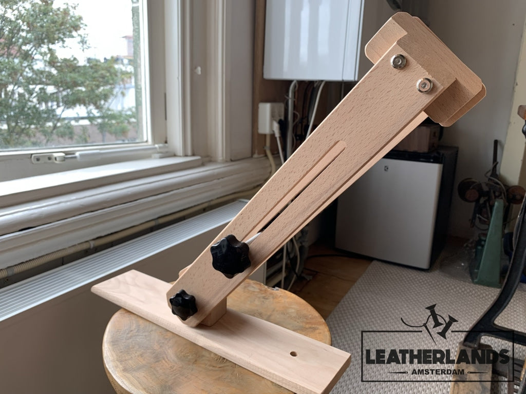 Leathercraft Wooden Stitching Pony/ Sewing Horse Tools